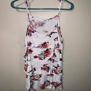 ~Floral Nursing Tank Top~